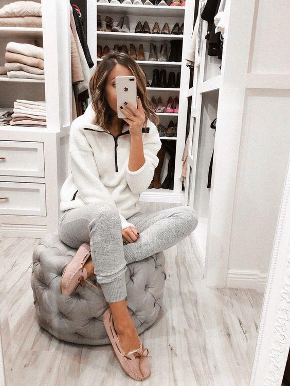 2020 için 26 Rahat ve Sevimli Ev Giyimleri 15