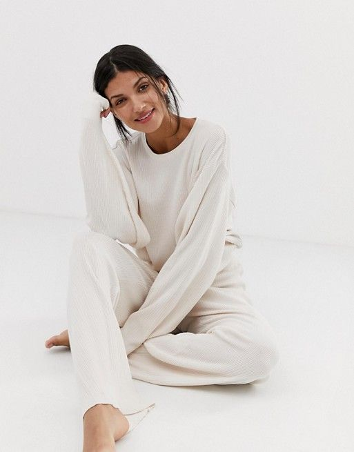 2020 için 26 Rahat ve Sevimli Ev Giyimleri 18