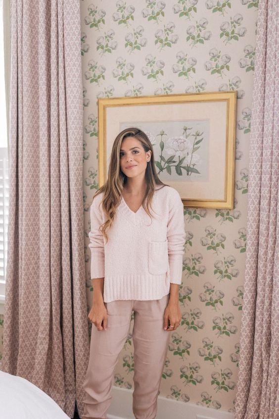 2020 için 26 Rahat ve Sevimli Ev Giyimleri 20