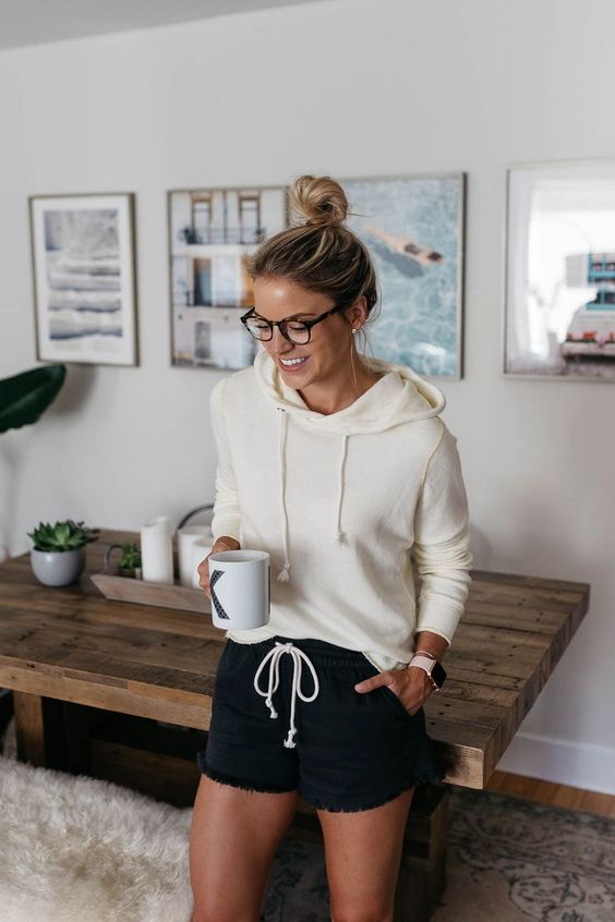 2020 için 26 Rahat ve Sevimli Ev Giyimleri 6