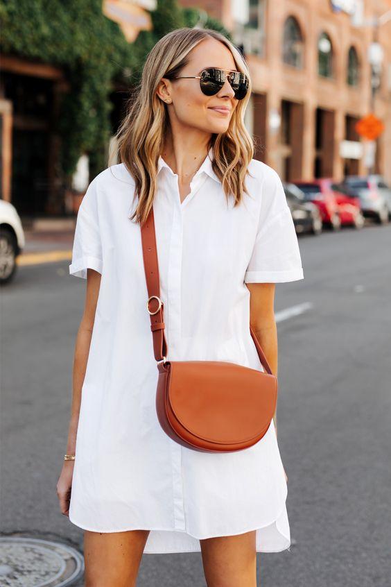 2020 için 28 İnanılmaz Çarpıcı Gömlek Elbise Fikirleri 9