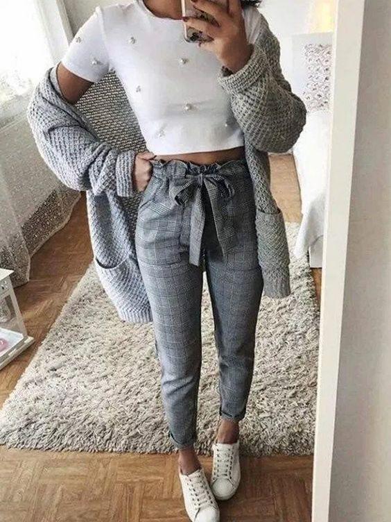2021 Kadın Bahar Kıyafetleri 24