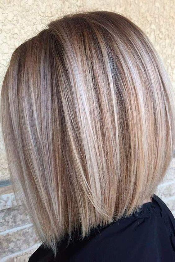 24 Şık Sarışın Saç Modelleri 11