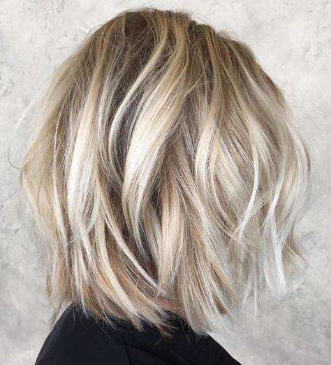 24 Şık Sarışın Saç Modelleri 21