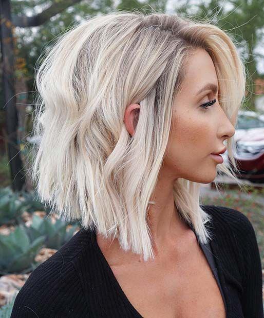 24 Şık Sarışın Saç Modelleri 22