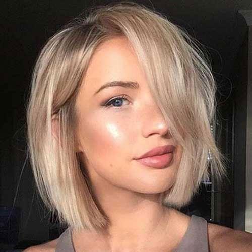 24 Şık Sarışın Saç Modelleri 23
