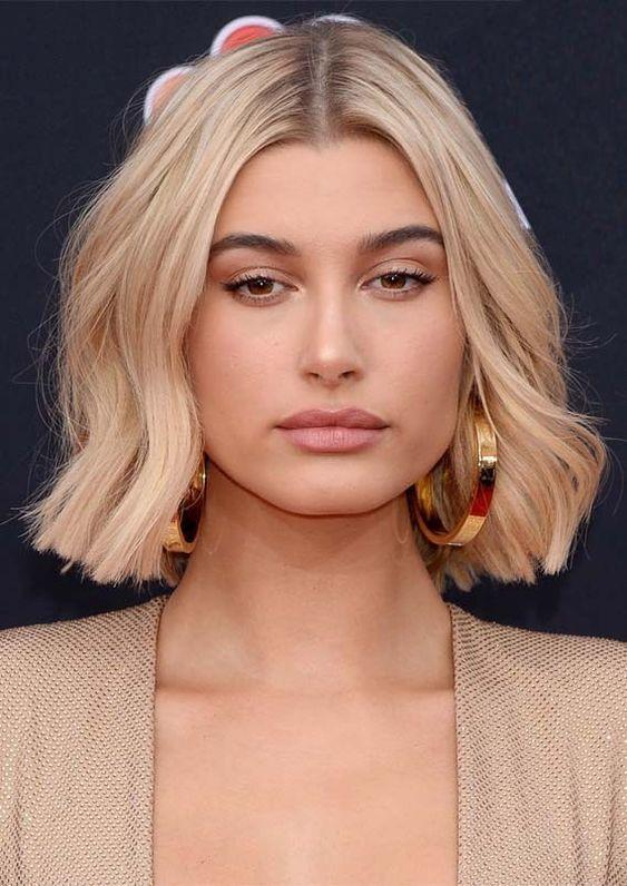 24 Şık Sarışın Saç Modelleri 6