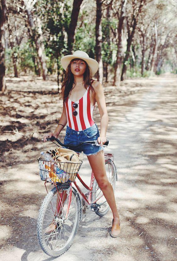 26 Amerikan tarzı Kızlar için Kıyafet Fikirleri 13