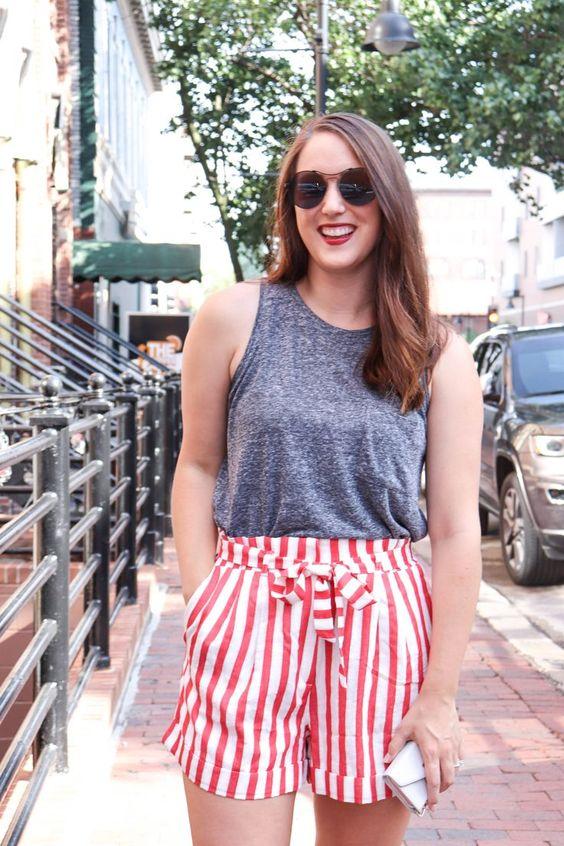 26 Amerikan tarzı Kızlar için Kıyafet Fikirleri 16