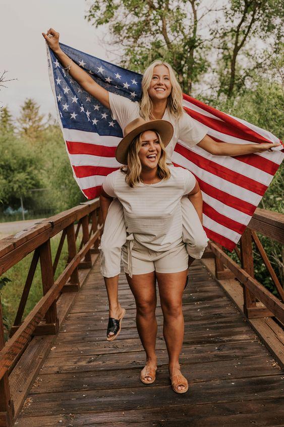26 Amerikan tarzı Kızlar için Kıyafet Fikirleri 24
