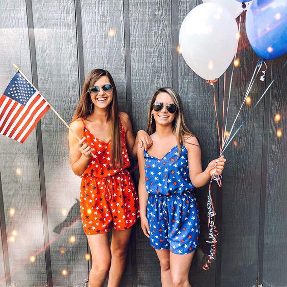 26 Amerikan tarzı Kızlar için Kıyafet Fikirleri 25