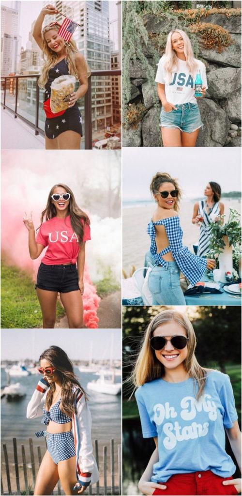 26 Amerikan tarzı Kızlar için Kıyafet Fikirleri 27