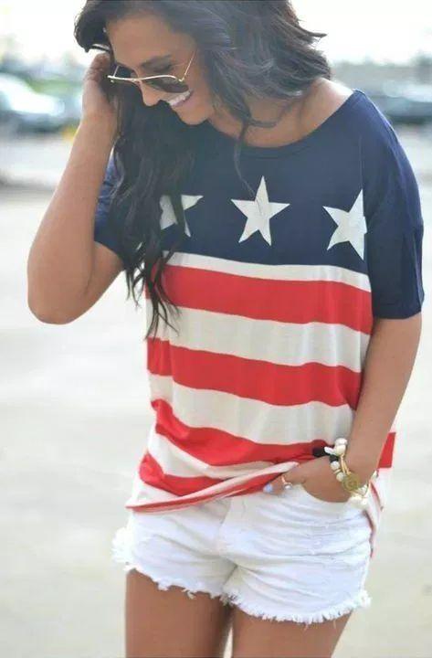 26 Amerikan tarzı Kızlar için Kıyafet Fikirleri 4
