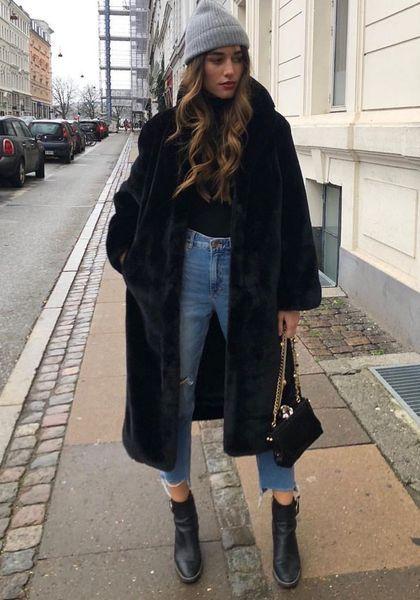 27 İlham Verici Kış Kıyafetleri 12