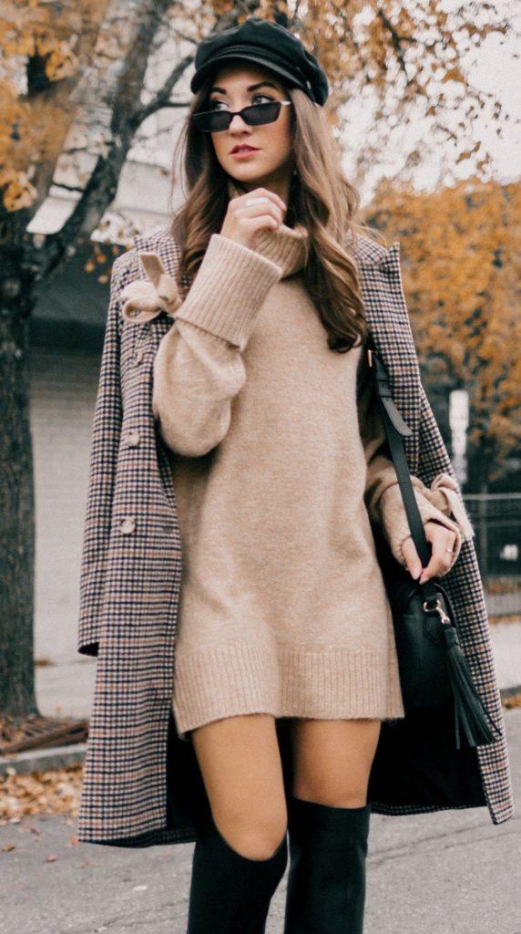 27 İlham Verici Kış Kıyafetleri 19