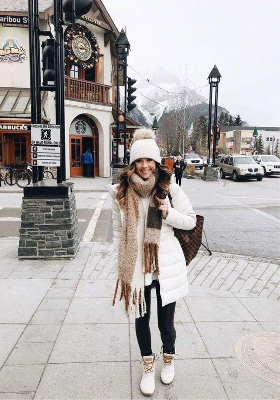 27 İlham Verici Kış Kıyafetleri 23