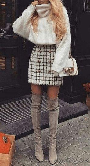 27 İlham Verici Kış Kıyafetleri 9