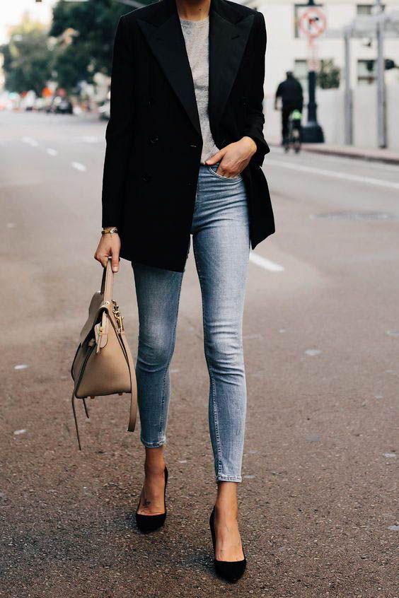 28 harika kot kıyafetlerle yüksek topuklu kombini 6