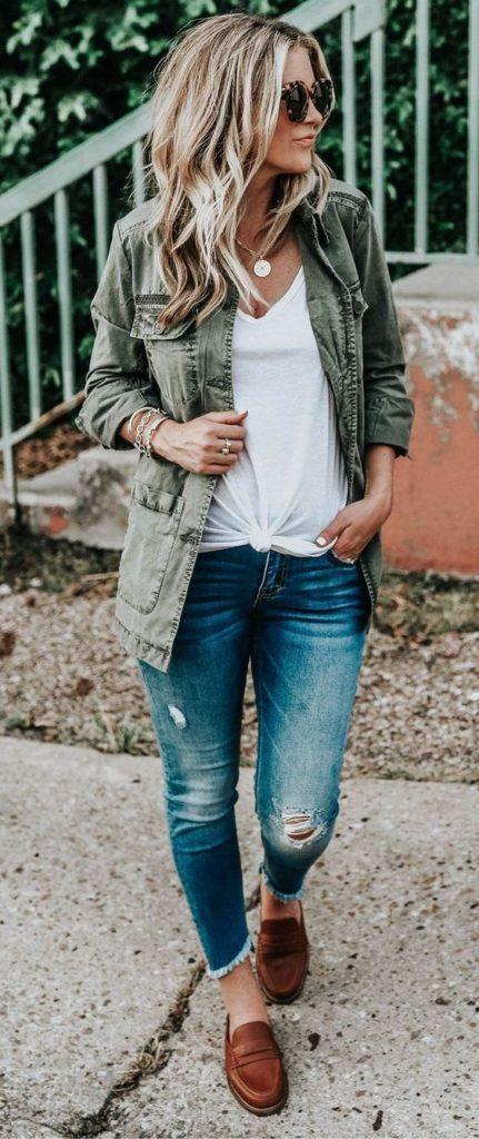 40 yaş üstü kadınlar için 25 şık yazlık kıyafet 4