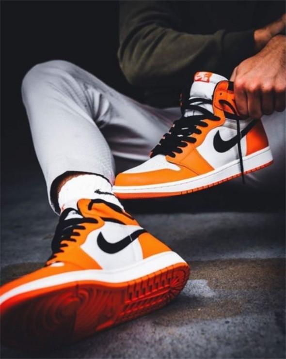 Air Jordan Spor Ayakkabısı Aşık olacak 10