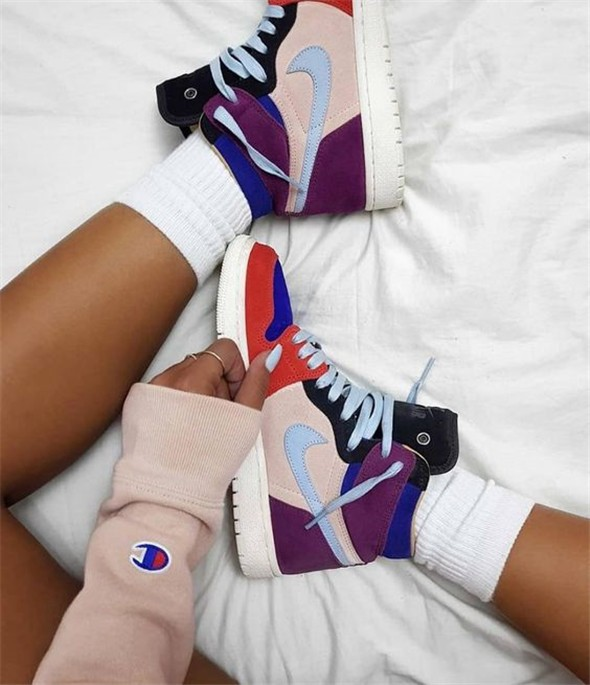 Air Jordan Spor Ayakkabısı Aşık olacak 20