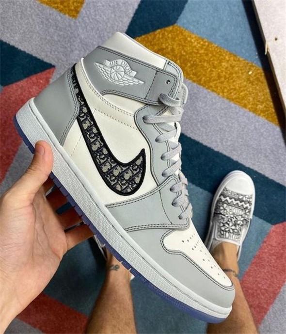 Air Jordan Spor Ayakkabısı Aşık olacak 22