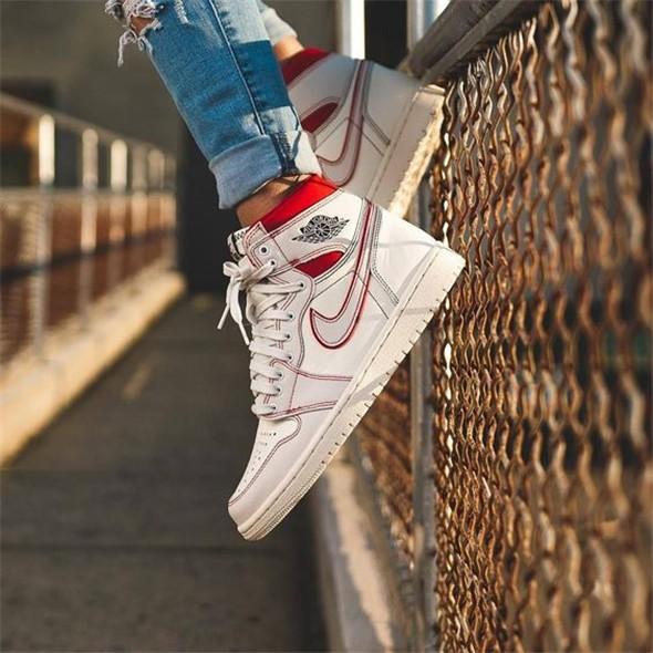 Air Jordan Spor Ayakkabısı Aşık olacak 7