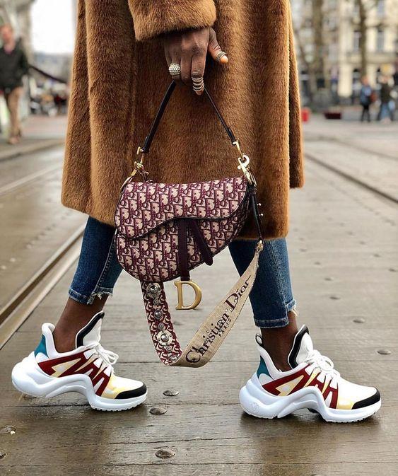 Dior Eyer Çantası 6