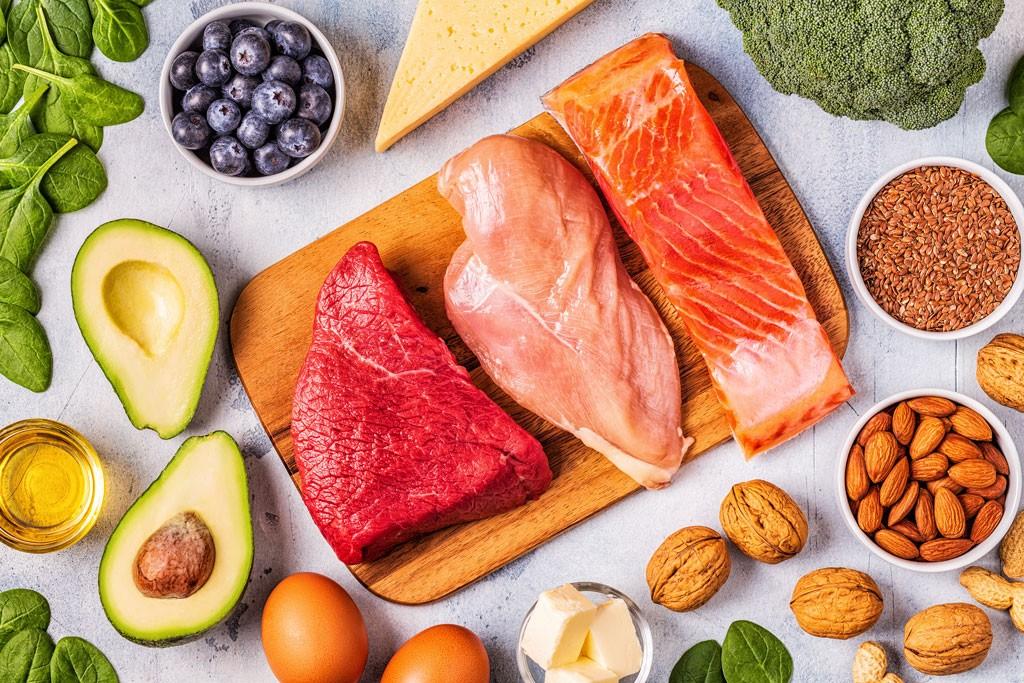 Egzersiz Yapan Kadınlar İçin Yüksek Proteinli Gıdalar