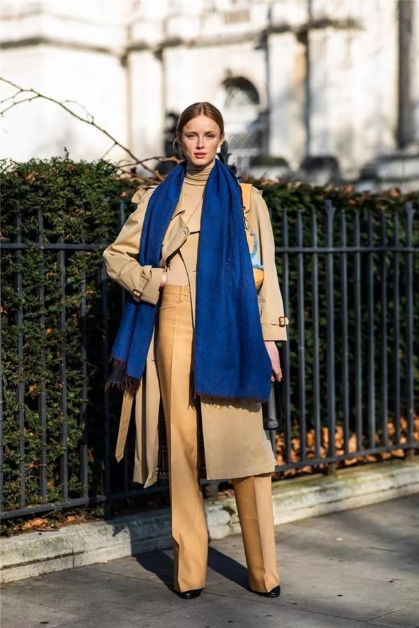 Günlük Giyim için 19 Klasik Mavi temalı kombin Fikirleri 9
