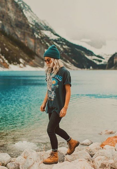 Harika 27 Kadın Yürüyüş Kıyafetleri 19