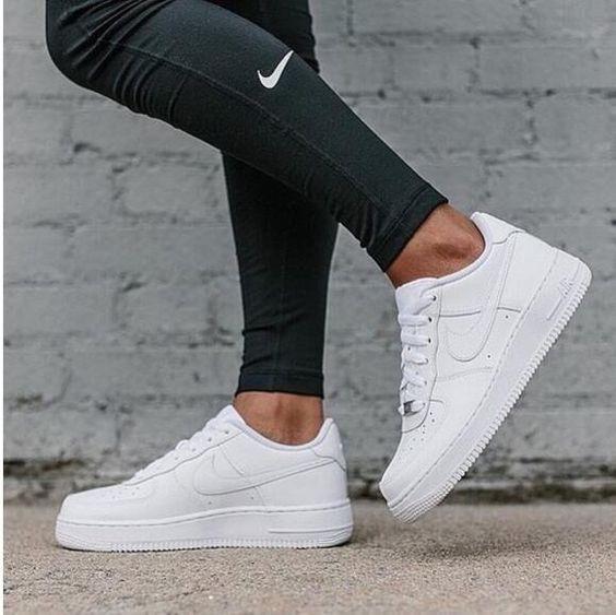 Her Durum için Rahat Beyaz Spor Ayakkabı modelleri 34