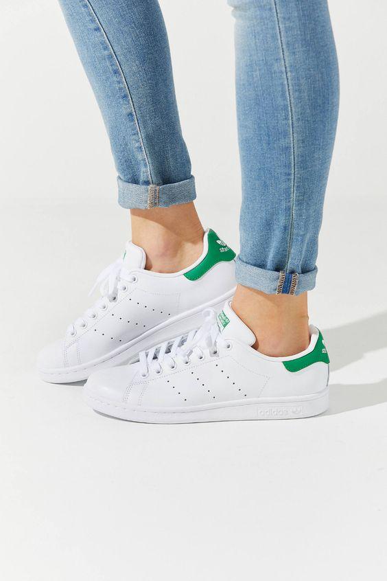Her Durum için Rahat Beyaz Spor Ayakkabı modelleri 37
