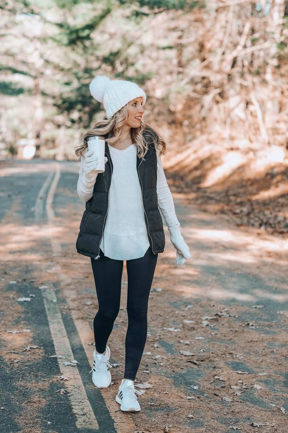 Her Mevsim Tayt ile Rahat Kıyafetler Fikirler 29