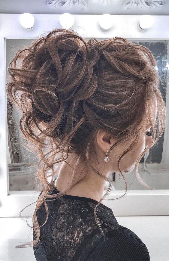Her durum için 24 Muhteşem Kabarık Saç Modelleri 8