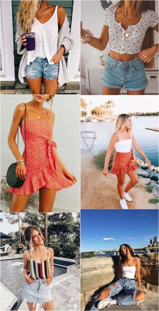 Kaçırmayacağınız 30 Çarpıcı Yaz Kıyafeti Fikirleri 26 1