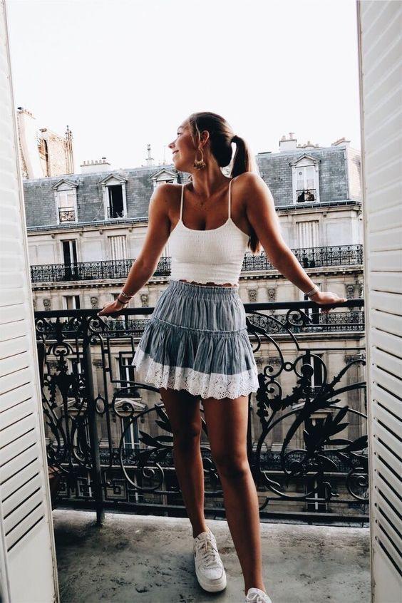 Kaçırmayacağınız 30 Çarpıcı Yaz Kıyafeti Fikirleri 3