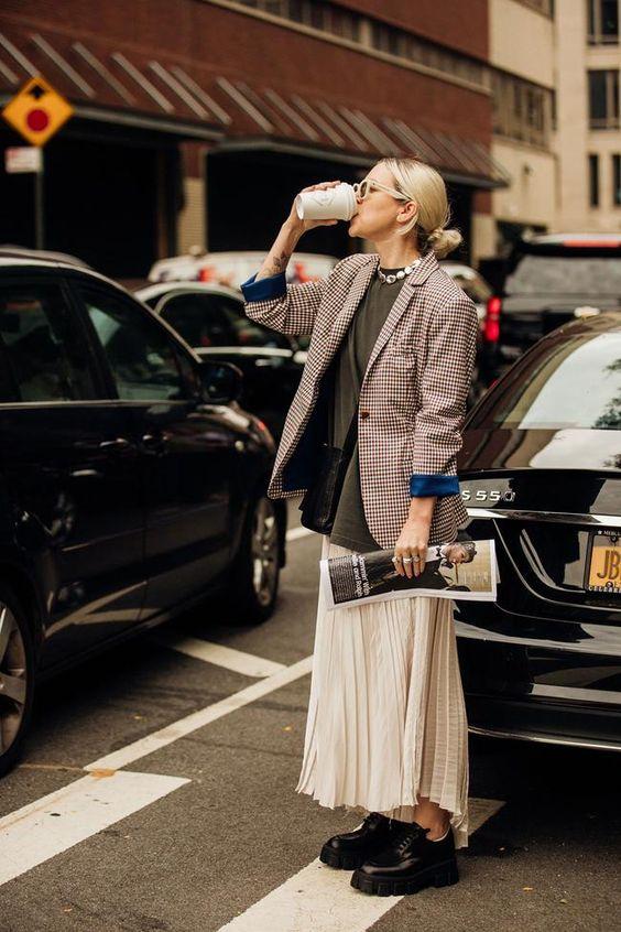 Moda Haftası 2020den İlham Verici Sokak Stilleri 13