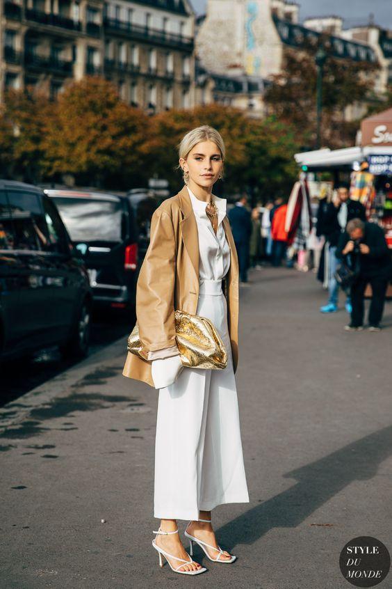 Moda Haftası 2020den İlham Verici Sokak Stilleri 14