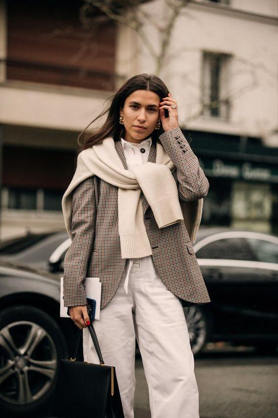 Moda Haftası 2020den İlham Verici Sokak Stilleri 17