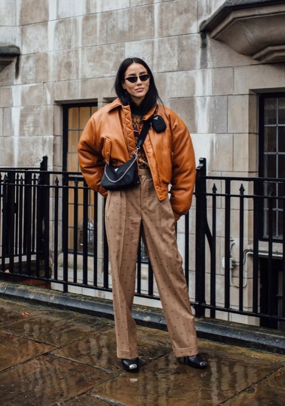 Moda Haftası 2020den İlham Verici Sokak Stilleri 21
