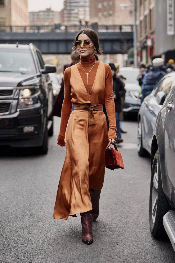 Moda Haftası 2020den İlham Verici Sokak Stilleri 23