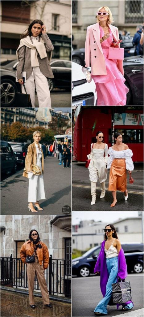 Moda Haftası 2020den İlham Verici Sokak Stilleri 24