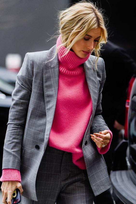 Moda Haftası 2020den İlham Verici Sokak Stilleri 25