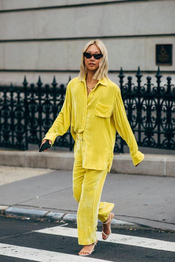 Moda Haftası 2020den İlham Verici Sokak Stilleri 29