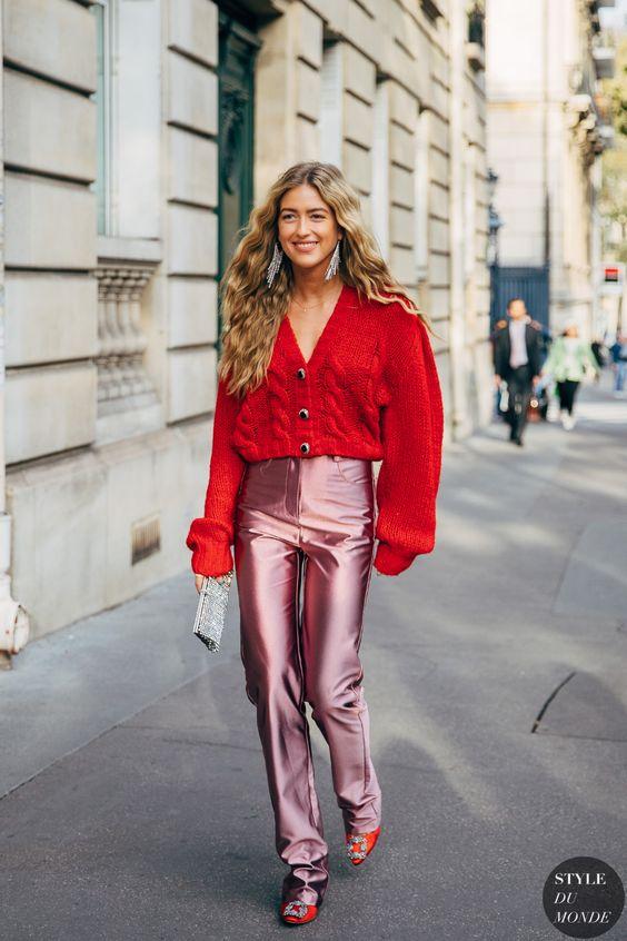 Moda Haftası 2020den İlham Verici Sokak Stilleri 7