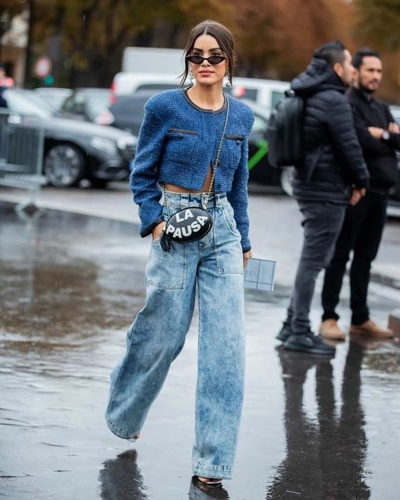 Moda Haftası 2020den İlham Verici Sokak Stilleri 8