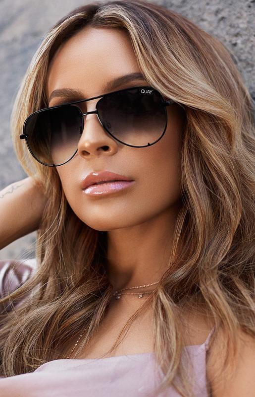 Modayı seven Kızlar için Çarpıcı Güneş Gözlüğü 21