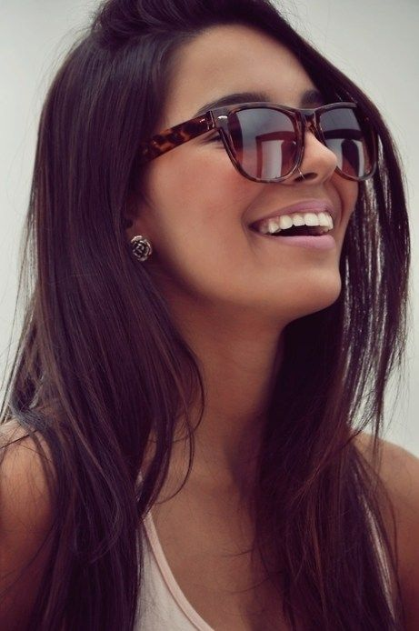 Modayı seven Kızlar için Çarpıcı Güneş Gözlüğü 4