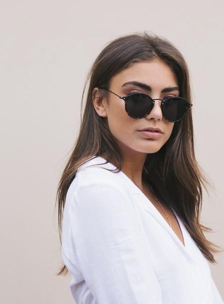 Modayı seven Kızlar için Çarpıcı Güneş Gözlüğü 8
